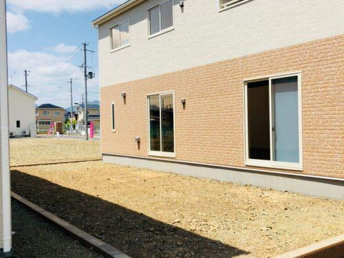 新築分譲住宅 クレイドルガーデン 紫波町高水寺第6・4号棟